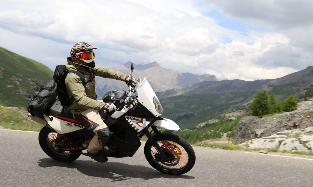 Col de la Bonette - AdventureMotoStock.com